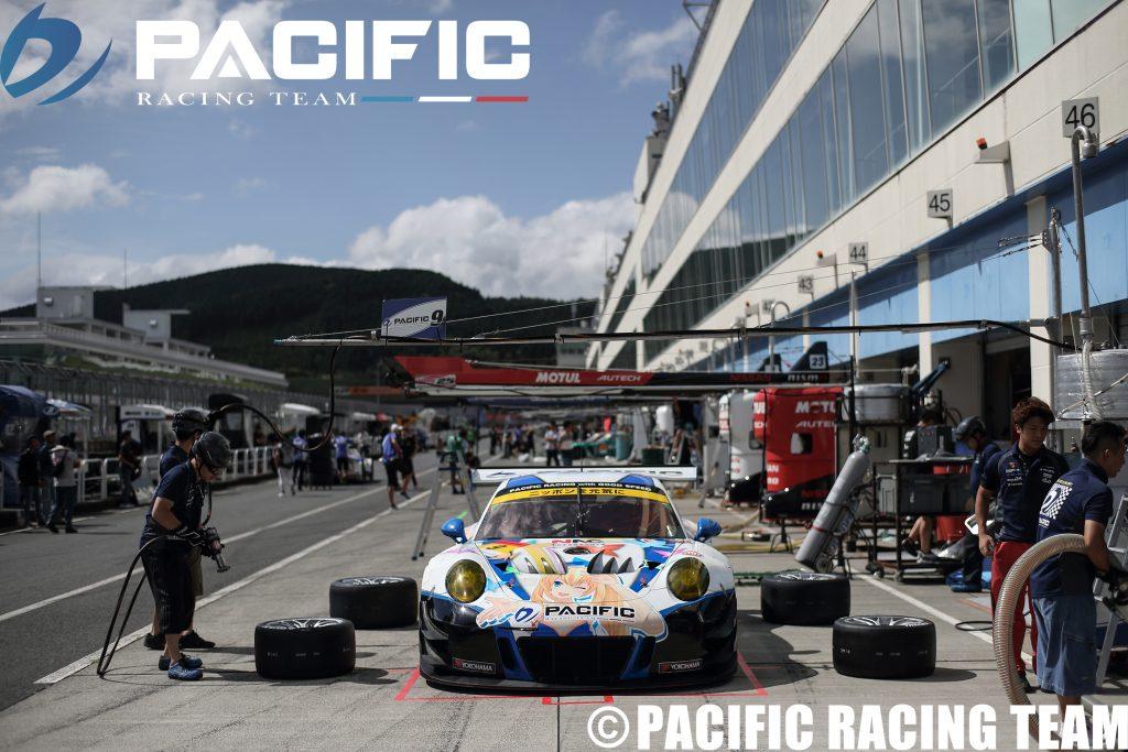 SUPER GT Rd.6 AUTOPOLIS レースレポート